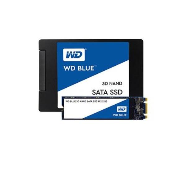 WD Blue WDS500G2B0A recenze
