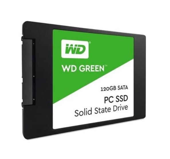 WD Green WDS120G2G0A recenze