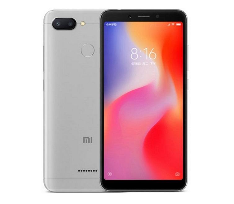 Xiaomi Redmi 6 recenze