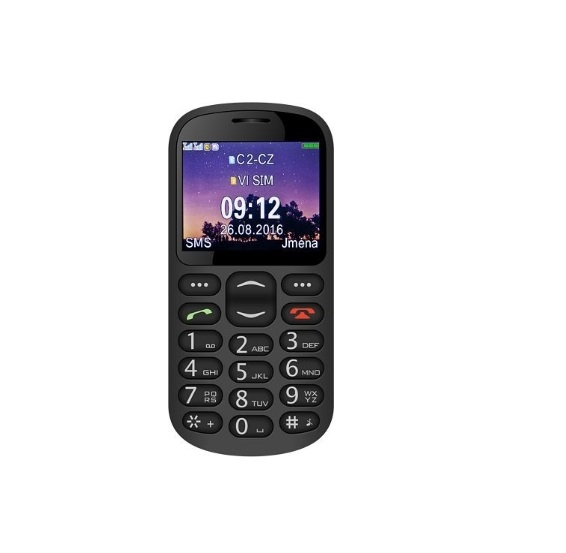 Aligator A880 GPS Senior recenze