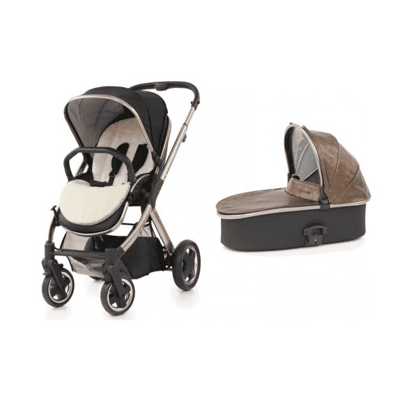 BabyStyle Oyster 2 recenze