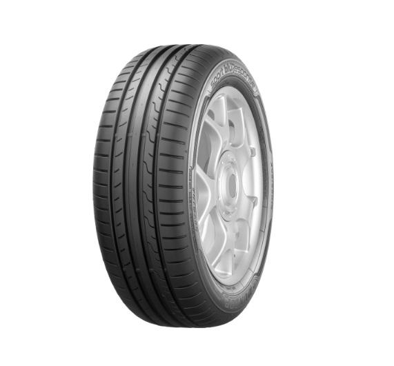 Dunlop SP Sport BluResponse recenze