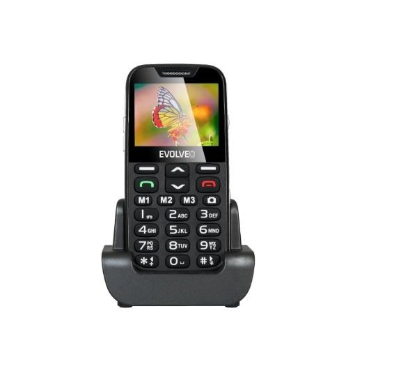 Evolveo EasyPhone XD recenze