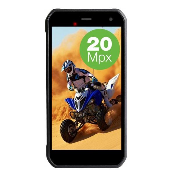 Evolveo StrongPhone G8 recenze
