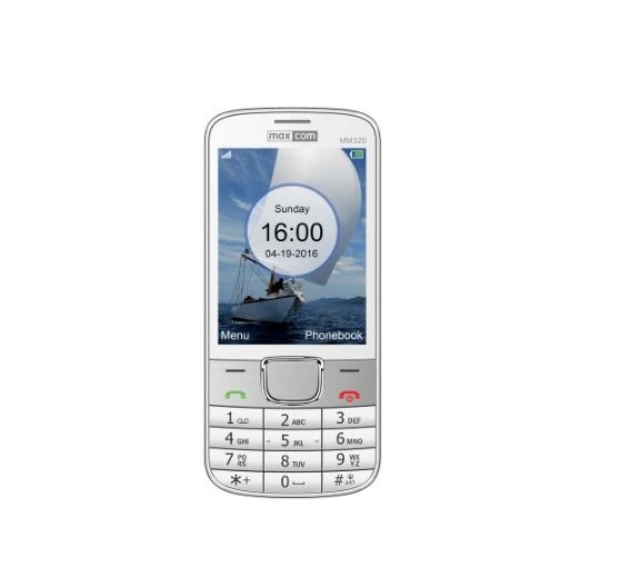 Maxcom Classic MM320 recenze