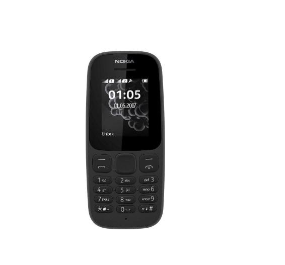 Nokia 105 2017 Dual SIM recenze