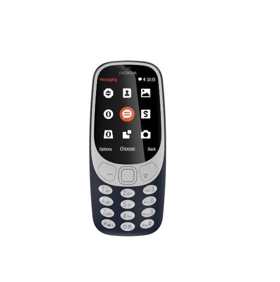 Nokia 3310 Dual SIM 2017 recenze