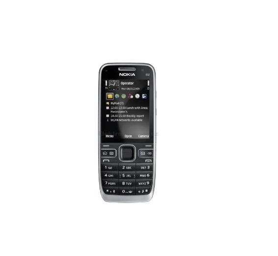 Nokia E52 recenze