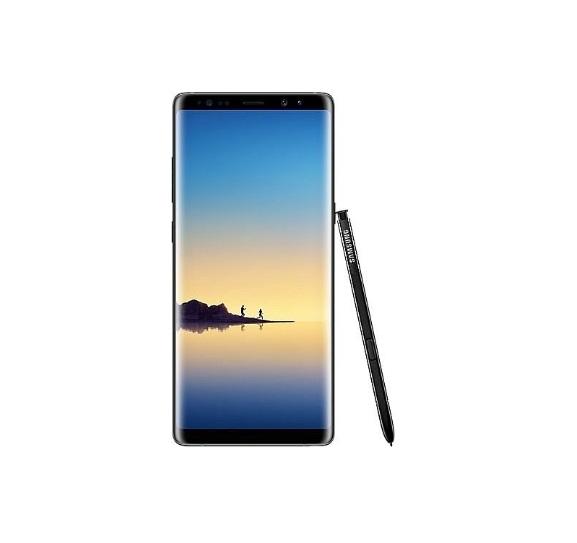 Samsung Galaxy Note 8 recenze