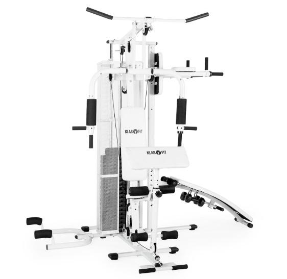 Klarfit Ultimate Gym 5000 recenze