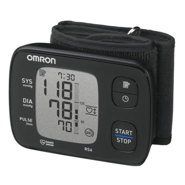 Omron RS6 recenze