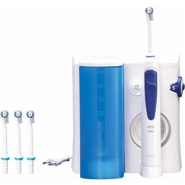Oral-B Oxyjet MD20 recenze