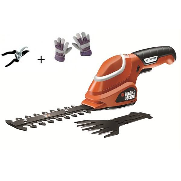 Black-Decker GSL700-KIT recenze