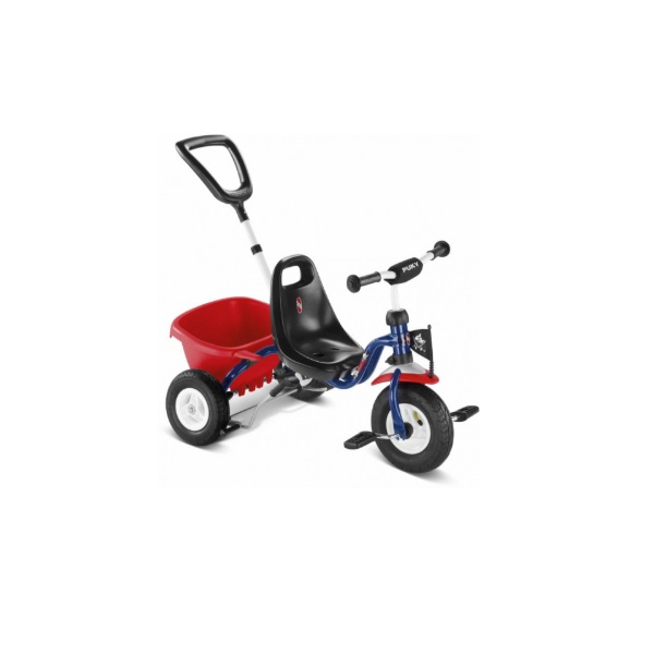 Puky Carry Touring Tipper CAT-1S recenze