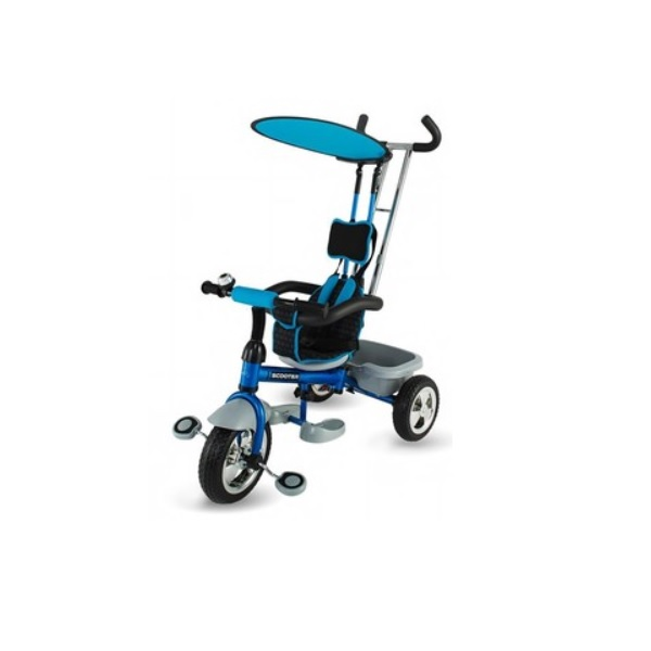 Scooter DHS-Plus recenze