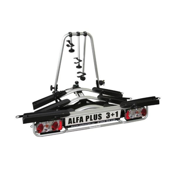 Wjenzek Alfa Plus 3-1 recenze