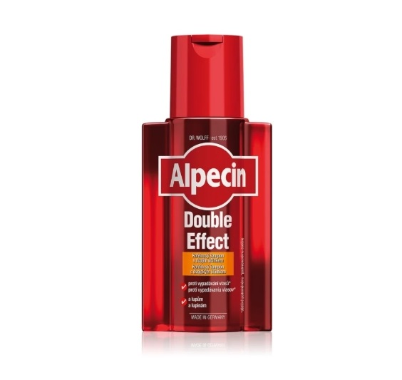 Alpecin Double Effect recenze a test