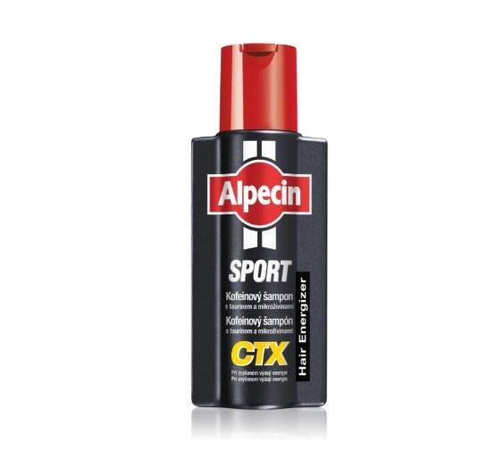 Alpecin Sport CTX recenze a test
