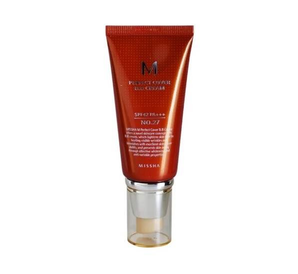 Missha M Perfect Cover recenze a test