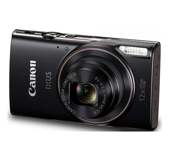 Canon IXUS 285 HS recenze