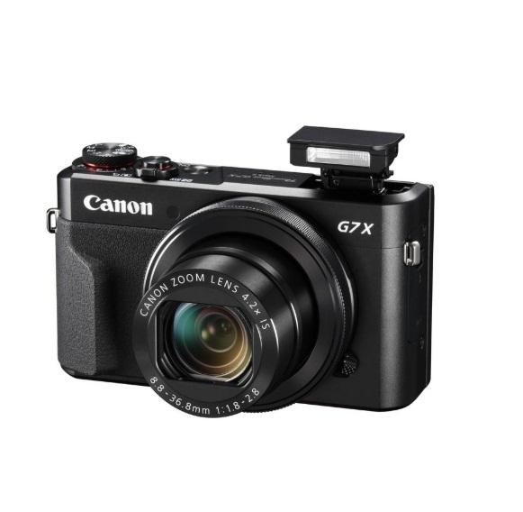 Canon PowerShot G7 X Mark II recenze