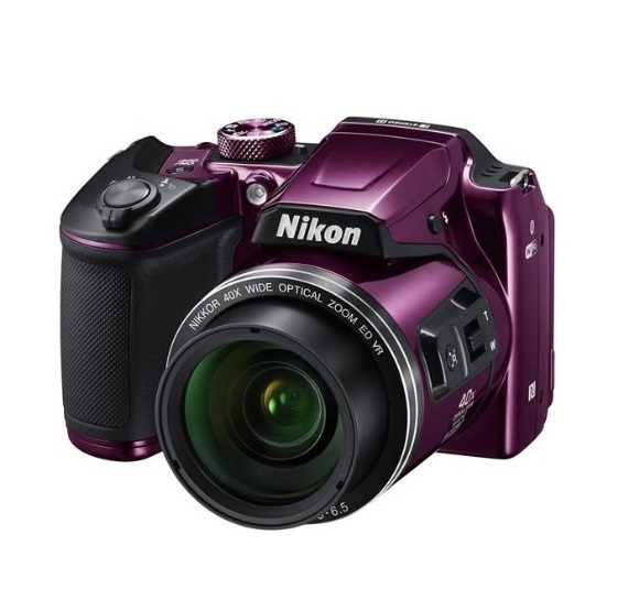 Nikon Coolpix B500 recenze
