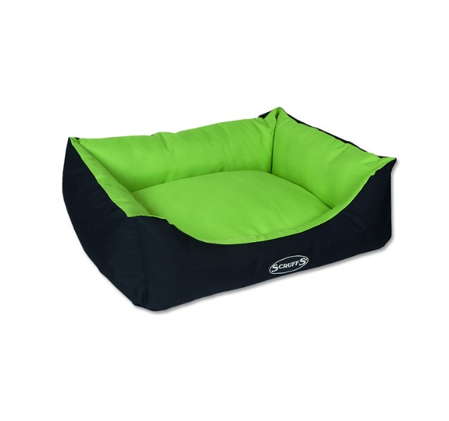 Scruffs Expedition Box Bed recenze a test