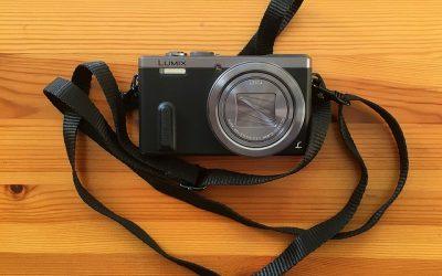 kompaktní fotoaparát