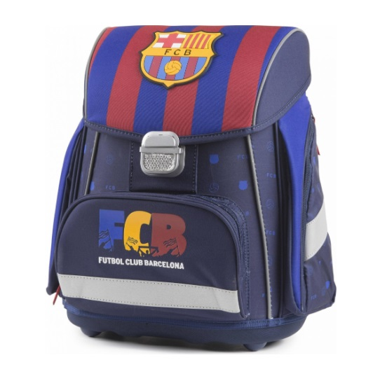 Karton P+P PREMIUM FC Barcelona recenze