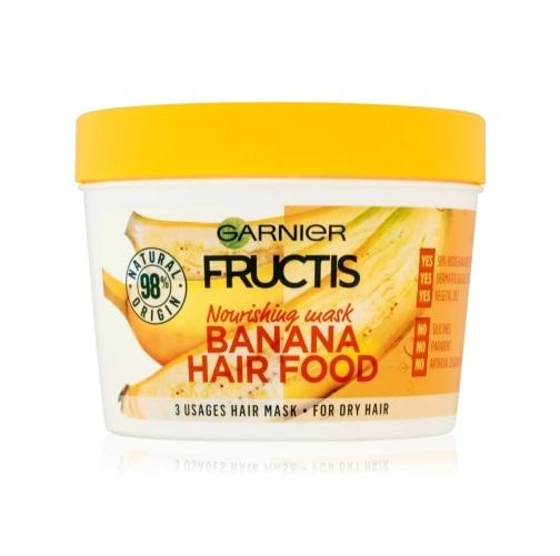 Garnier Fructis Banana Hair Food recenze a test