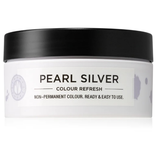 Maria Nila Colour Refresh Pearl Silver recenze a test