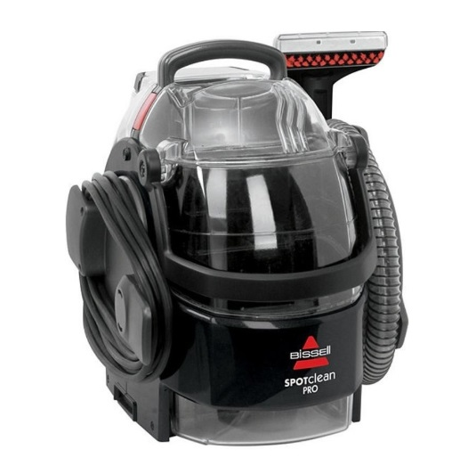 Bissell 1558N SpotClean Professional recenze