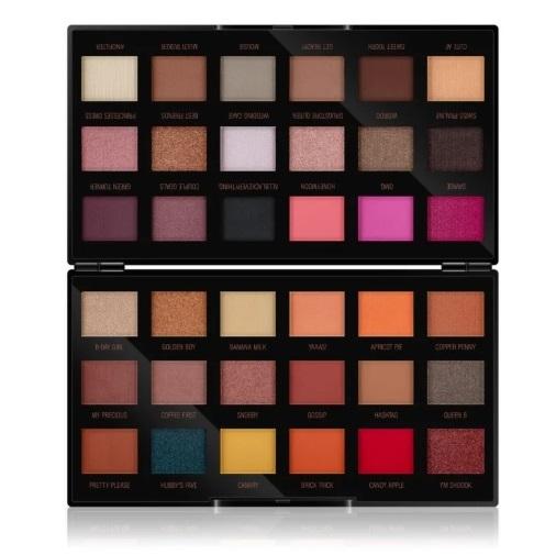 Makeup Revolution by Petra recenze a test