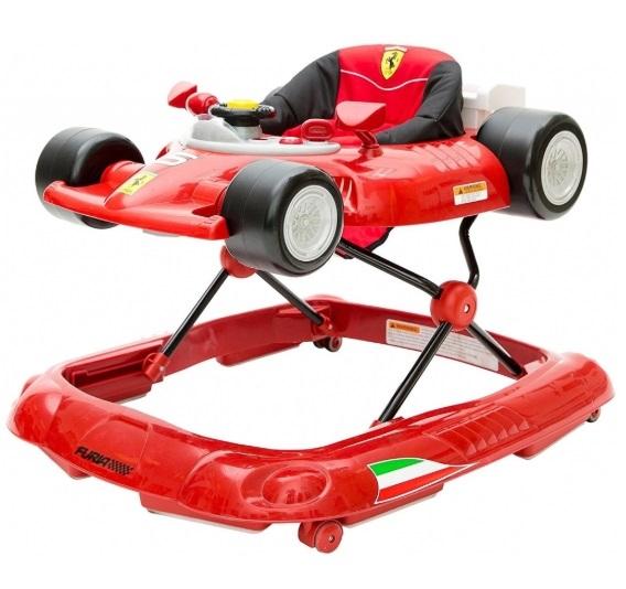 Nania Ferrari recenze