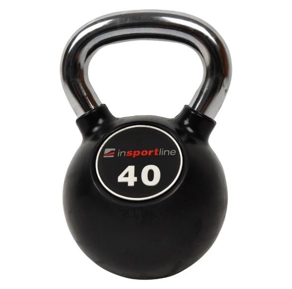 inSPORTline Ketlebel Profi 40 kg recenze