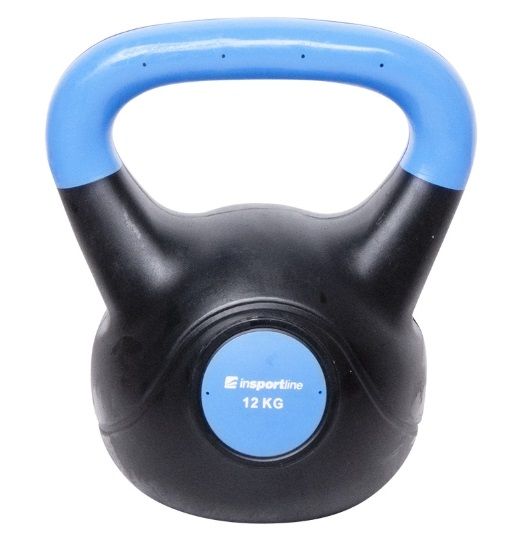 inSPORTline Vin-Bell Dark 12 kg recenze
