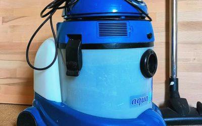 vodní vysavač