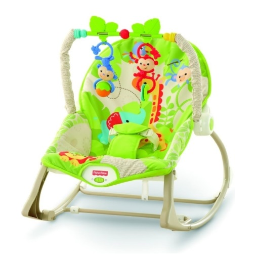 Fisher-Price Rainforest CBF52 recenze