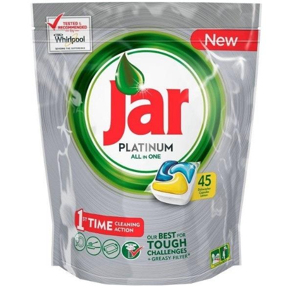 Jar Platinum Yellow recenze