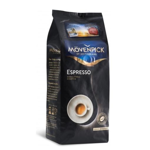 Mövenpick Espresso recenze