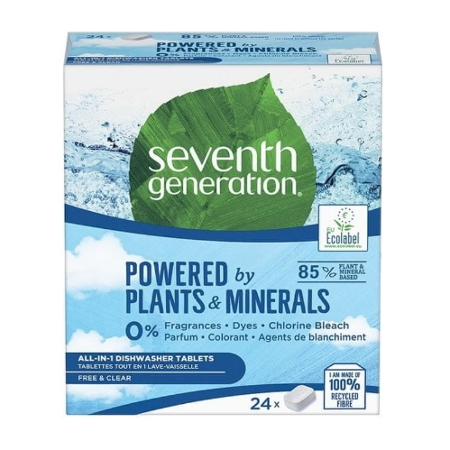 Seventh Generation All in One Free&Clear recenze