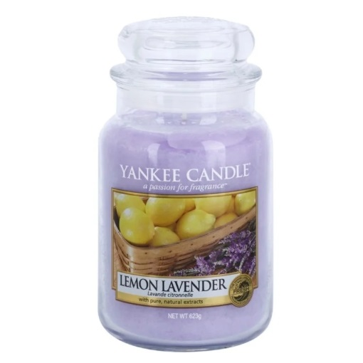 Yankee Candle Lemon Lavender recenze a test