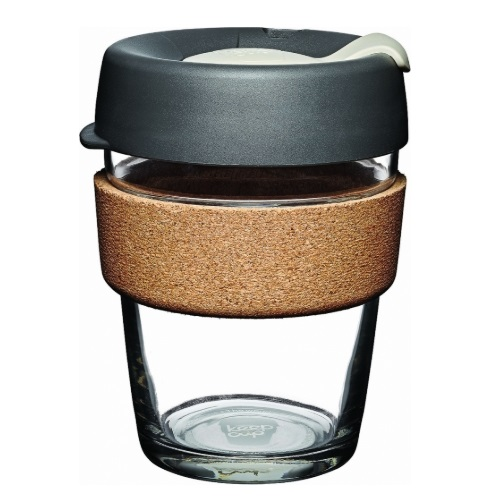 KeepCup Brew Cork Press M recenze
