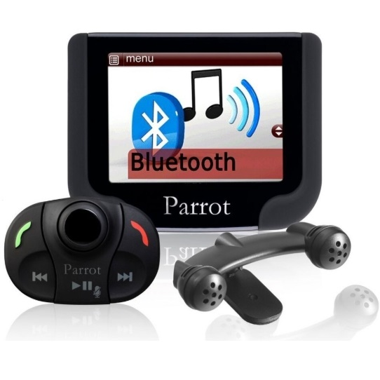 Parrot MKi 9200 recenze