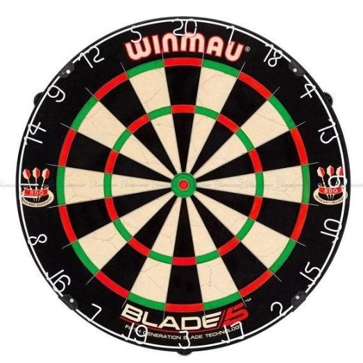 Winmau Blade 5 recenze