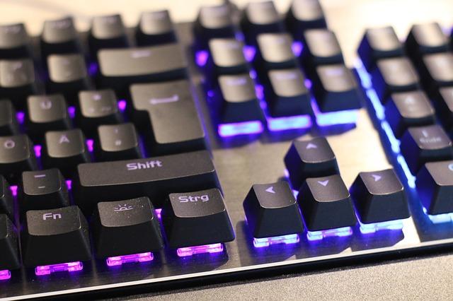 Vybíráme herní klávesnici – Recenze 10 nejlepších