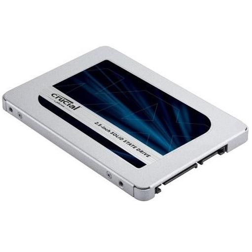 CRUCIAL MX500 250GB recenze