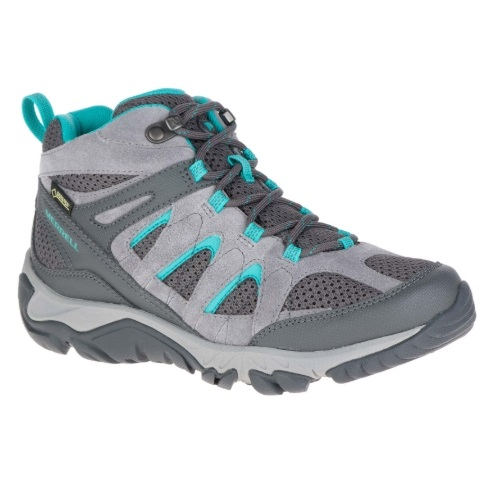 Merrell OUTMOST MID VENT GTX recenze