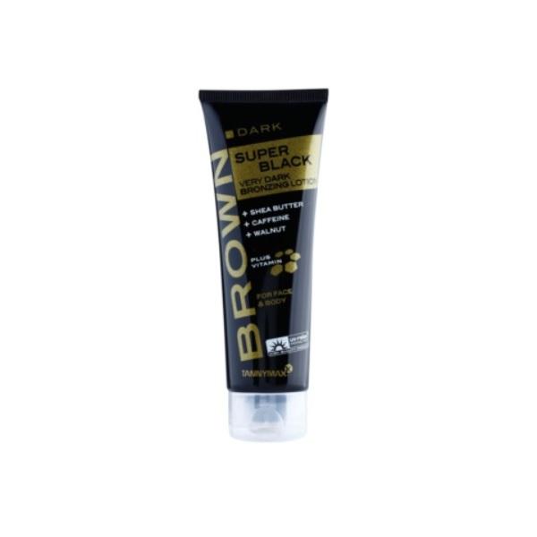 Tannymaxx Brown Super Black Dark recenze a test