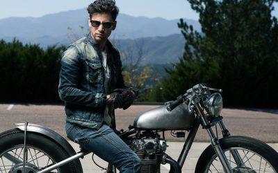 rukavice na motorku